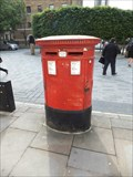 Image for Victorian Post Box - Devonshire Square, London, UK