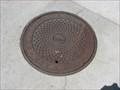 Image for Celebration, Florida Manhole Cover
