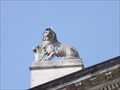 Image for Tate Britain (Roof) Lion - Millbank, London, UK
