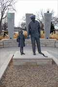 Image for Fallen Officers Memorial in Heritage Park Junction City Kansas