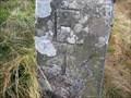 Image for E45 boundary stone, near Cumbria Durham county border