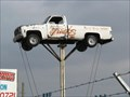 Image for You Parked Your Truck Where?