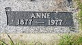 Image for 100 - Anne Payette - Trail, British Columbia