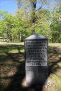 Image for Detachment of 31st Ohio Infantry Regiment Marker - Chickamauga National Battlefield