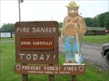 Image for Delaware Forest Smokey Bear - Scotrun, PA