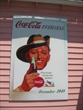 Image for California's Great America Coca-Cola advertisment - Santa Clara, CA