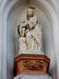 Image for Panna Marie  - Vyšehrad, Praha, CZ