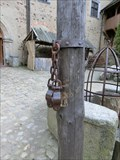 Image for Iron handcuffs at Loket Castle- Loket/ Czech Republic
