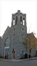 Image for First Congregational Church Bell Tower - Spokane, WA