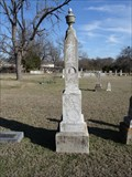Image for O. Anderson - Hutchins Memorial Cemetery - Hutchins, TX