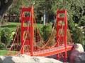 Image for Golden Gate Bridge - Legoland Florida, Lake Wales.