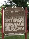 Image for Erastus B. Wolcott, M.D. Historical Marker
