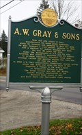 Image for A. W. Gray & Sons - Middletown Springs
