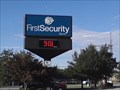 Image for First Security Bank - Thompson - Fayetteville AR