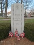 Image for Foxborough Fire Fighter Memorial - Foxborough, MA