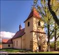 Image for Church of the Elevation of Holy Cross / Kostel Povýšení Sv. Kríže  - Zruc nad Sázavou (Central Bohemia)