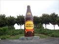 Image for Giant Lemon & Paeroa Bottle, Paeroa, North Island,