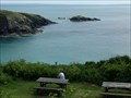 Image for Caerfai Bay - Viewpoint - Pembrokeshire, Wales. Great Britain.
