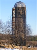 Image for T. Becker Farm Silo - Waupaca, WI