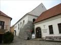 Image for Jewish Quarter and St Procopius' Basilica, Trebíc, Czech republic