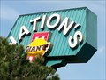 Image for Nation's Giant Hamburgers, Tracy, California