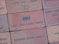 Image for Museum of the San Ramon Valley Brick Display - Danville, CA