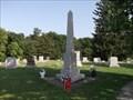 Image for War Memorial - Rose Hill Cemetery - Hillsboro, IN