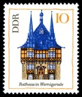 Image for Rathaus Wernigerode - Wernigerode, Germany, ST