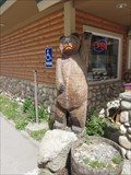 Image for Silver Fork Gas Station Bear - Silverfork, CA