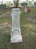 Image for Joseph Melton Watts - Socastee United Methodist Church Cemetery - Socastee, South Carolina