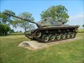 Image for M60 Patton tank - Lebo, Ks.