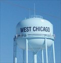 Image for Water Tower  -  West Chicago, Illinois