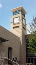 Image for Shasta County Administration Center Town Clock - Redding, CA