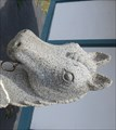 Image for Horse Head Hitching Post, Folsom, California