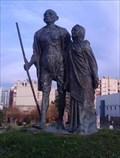 Image for Mahatma Gandhi statue - Lisboa, Portugal