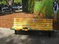 Image for Poppy Flower Bench - Santa Rosa, CA