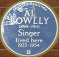 Image for Al Bowlly - Charing Cross Road, London, UK
