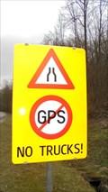 Image for No GPS No Trucks - Mauthausen, OÖ, Austria