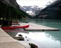 Image for Lake Louise Classic Canoeing, Banff, Alberta, Canada