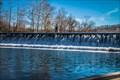 Image for Bennett Spring Dam Waterfall – Bennett Spring State Park, Missouri