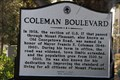 Image for Coleman Boulevard / The King's Highway - Mount Pleasant, SC