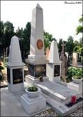 Image for Bedrich Smetana - Vysehrad Slavin Cemetery (Prague, Czech Republic)