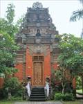 Image for Puri (Palace) Doorway - Ubud, Bali