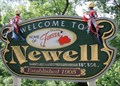 Image for Home of Genuine Fiesta  -  Newell, WV