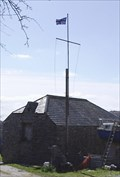 Image for Nautical Flag Pole - Merrivale, Central Dartmoor.