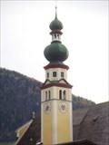 Image for Glockenturm Pfarrkirche Reith im Alpbachtal - Tyrol, Austria