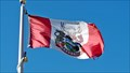 Image for Flag of the city of Cranbrook, BC