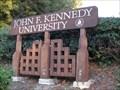 Image for John F. Kennedy University - Pleasant Hill, CA