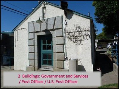 Dept. 2 U.S. Post Offices