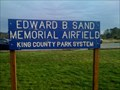 Image for Edward B. Sand Memorial Airfield
